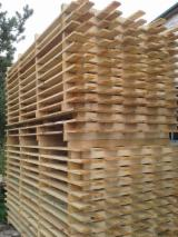 Pallets – Packaging Spruce Picea Abies - Whitewood - Special Use Pallet, New