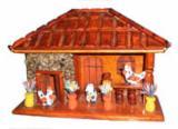 null - Traditional Casetas Miniatura De Madera in Nicaragua