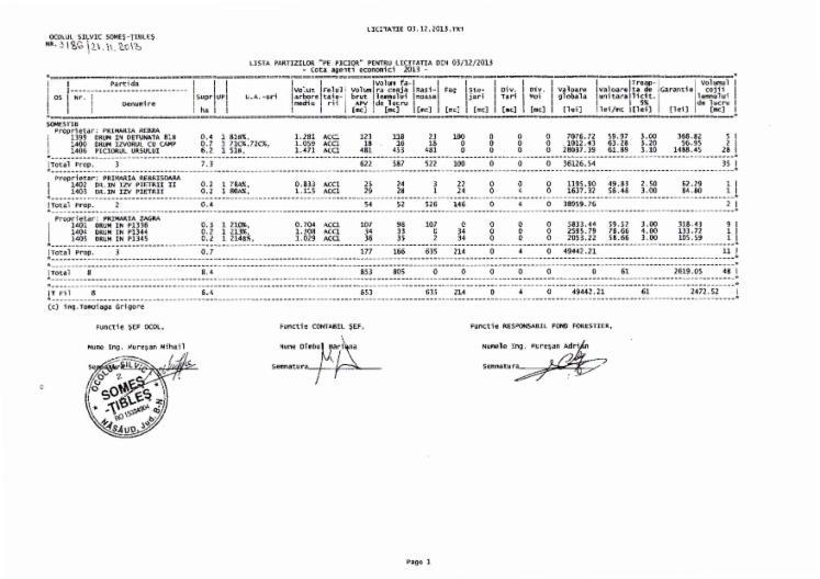 Vend-Bois-sur-Pied-Epic%C3%A9a---Bois-Blancs-Bistrita-Nasaud