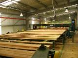 Sawn Softwood Timber - Sawn Pine Lumber - KD 8-10%