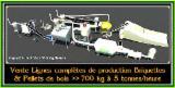 France provisions - Vend Presse À Briquettes T120 C Occasion France