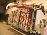 New BALINEK Fiber or Particle Board Presses in Czech Republic