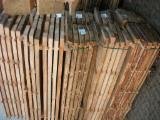 Hardwood  Unedged Timber - Flitches - Boules - OLM AD/KD