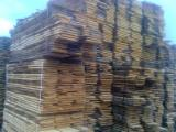 Hardwood  Unedged Timber - Flitches - Boules France - Loose, Oak (European), FSC