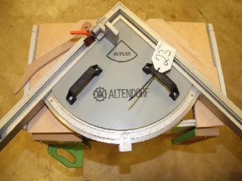 Sierras circulares de mesa de carpinter a altendorf usada - Sierras circulares de mesa ...