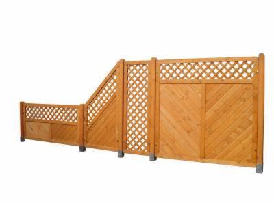 Pine/Spruce/Larch/Douglas Fir Wooden Fences, PEFC/FFC
