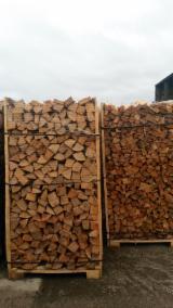 We offer fresh firewood beech, oak