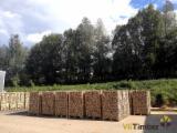 Bois De Chauffage, Granulés Et Résidus - Vend Bûches Fendues Frêne Blanc FSC