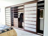 Teak Bedroom Furniture - Fine Contemporary Wardrobes - Manufacturer & Exporter