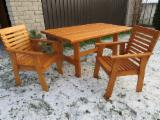 White Ash Garden Furniture - Sets of garden furniture