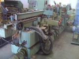 Vend Machines À Fraiser Sur Trois Ou Quatre Faces (moulurière) GABBIANI GSR 170-220 Occasion Italie
