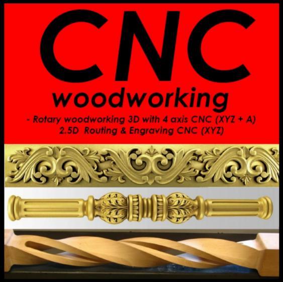 CNC-Machining-%283---4-axis%29---cutting-2D--3D-milling