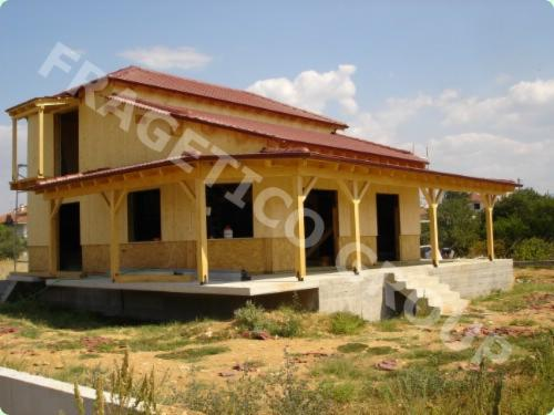 House-Wooden-Model-186