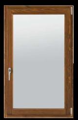 Türen, Fenster, Treppen CE - Nadelholz, Fenster, Abete Lamellare, CE