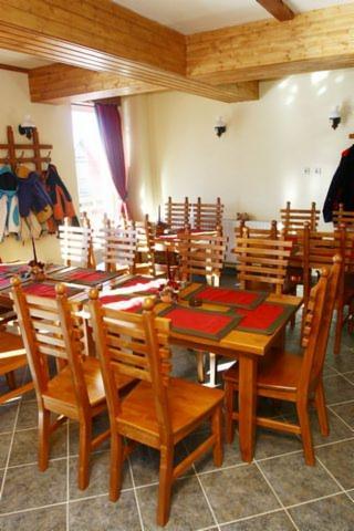Restauranttafels--Land