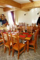 Mobili Per Contract Abete - Legni Bianchi - Vendo Tavoli Da Ristoranti Country Resinosi Europei Abete (Picea Abies) - Legni Bianchi Harghita