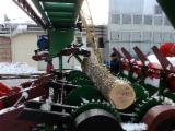 New 1st Transformation & Woodworking Machinery - Log Debarking Machine Fost KR-6, Capacity 100m3/8h,