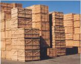 Sawn Lumber for Packaking - KD or Green + antistain treatment -