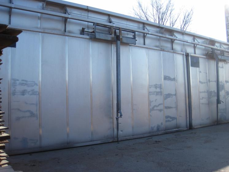 Supplies of services for drying and steaming
