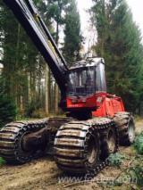 Skidding - Forwarding, Harvester, Valmet