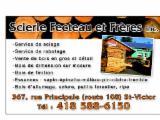 服务和工作  北美洲  - 锯木服务, 加拿大