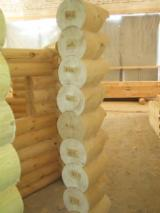Fuste - Maisons En Rondins Empilés à vendre - Vend Fuste - Maisons En Rondins Empilés Mélèze De Sibérie, Pin De Sibérie Résineux Asiatiques 250.0 m2 (sqm)