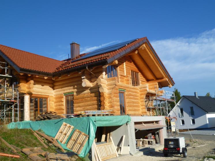 Case Di Tronchi Americane : Casa di tronchi canadese larice siberiano pino siberiano resinosi