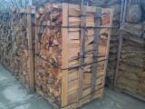 Firewood, Pellets And Residues - Fresh spruce firewood