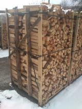 Polen levering - Brandhout/Houtblokken Gekloofd