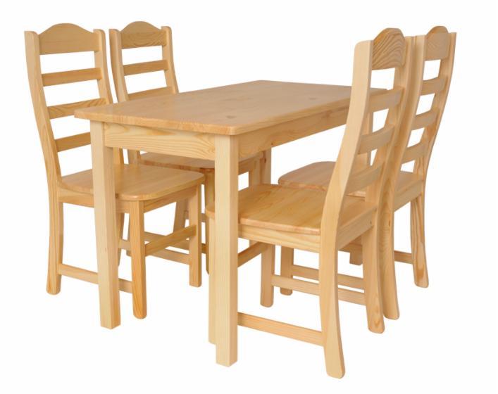 Vend Ensemble Table Et Chaises Pour Salle A Manger Traditionnel