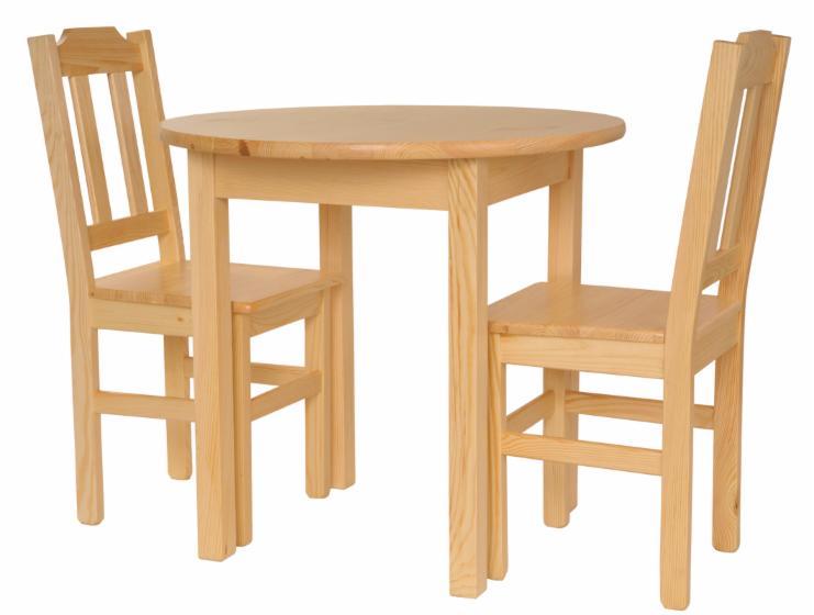 Ensemble table et chaises pour salle manger traditionnel 10 0 300 0 pi ces - Ensemble tafel et chaise salle a trog ...