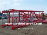 null - Good Day! We Offer Cooperation, Subcontract Work, Framework Steel Halls, Welded Steel Construction, Building Steel Construction, Hot Galvanized Steel Hangar Framework, Hook Lift Container, Pipe Steel Construction, Manufacturing Of Your Product According To Your Sketches And Drawings. EN 1090- 1,2. EN ISO 3834, CE1090-1,2. Best Regards, Victor Andreev. STEELCON-SERVICE. Www.steelcon-service.com Phone: +372 5104978. Nova Estonija
