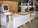 Maszyny Używane Do Obróbki Drewna dostawa BORER P-T-P (Wiercenie – Rozwiercanie – Dyblowanie - Toczenie)