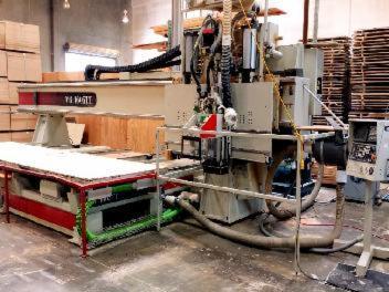 木材厂车间的图片