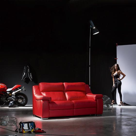 Contemporary--Piel--Sofas--Murcia