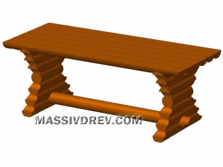 Vend Tables De Jardin Meubles En Kit - À Assembler Résineux ...
