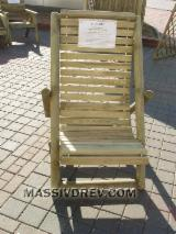 Garden Furniture Kit - Diy Assembly Pine Pinus Sylvestris - Redwood - Lounge, garden furniture