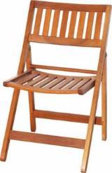Contemporary Garden Furniture - Wooden folding garden chair