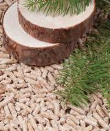 Firewood, Pellets And Residues - Pine wood pellets
