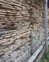 Hardwood  Sawn Timber - Lumber - Planed Timber Oak European - Planks (boards) , Oak (European)
