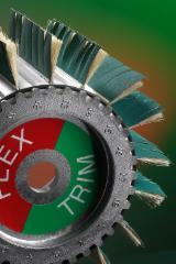 Schleifmaschinen - Poliermaschinen, Poliermaschinen (Schwabbelmaschinen), Flex Trim