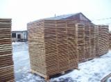 Hardwood  Sawn Timber - Lumber - Planed Timber - semiproduct oak