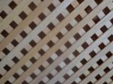 Kitchen Furniture Design - WOODEN LATTICE (TRELLIS) GRILLE