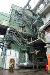 Slovenia Supplies - Energy plant & drum dryer for chips