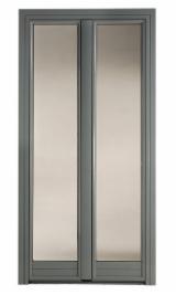 Двері, Вікна, Сходи CE - Хвойні, Вікна, Сибірська Модрина, CE