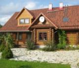 Handmade log houses from Estonia. We guarantee the best quality and se