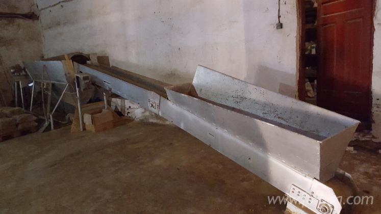 Gebraucht fleissner späne und fasertrockner zu verkaufen rumänien