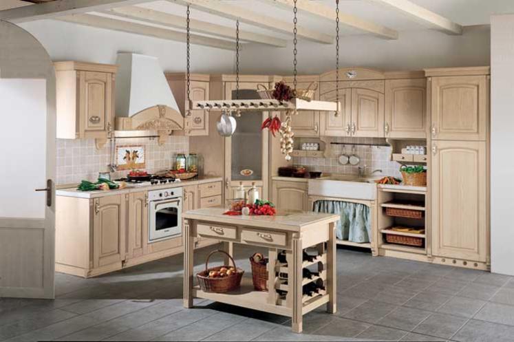 Vend ensemble de meubles de cuisine traditionnel feuillus for Ensemble meuble de cuisine