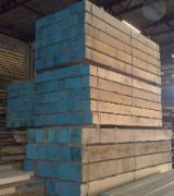 Hardwood  Sawn Timber - Lumber - Planed Timber FSC - Oak beams from Bosnia Herzegovina