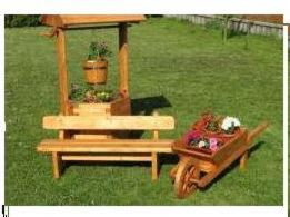 Traditional--Spruce-%28Picea-abies%29---Whitewood--Garden-Sets--Bihor